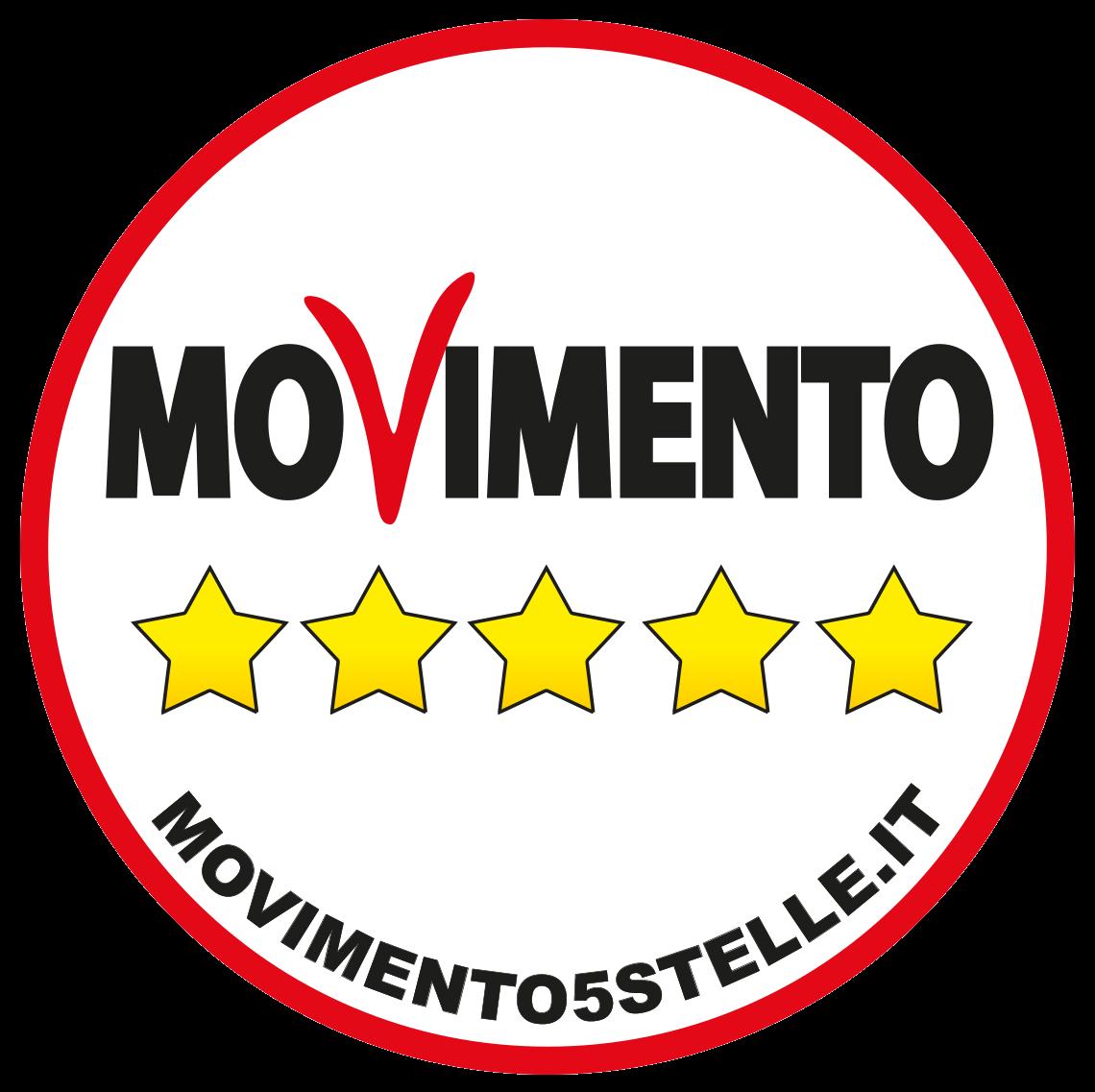 Risultati immagini per logo m5s