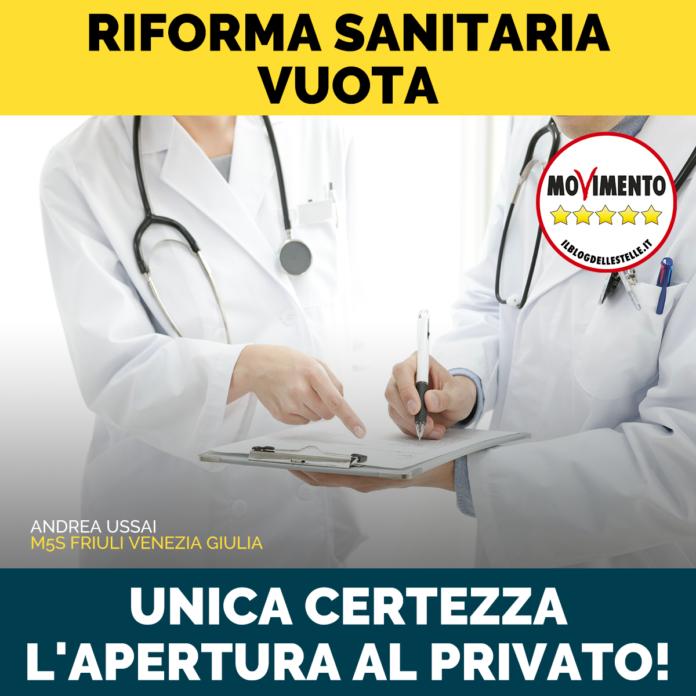 20191031 riformasanita%CC%80 696x696 - Riforma sanitaria vuota. Unica certezza è apertura al privato